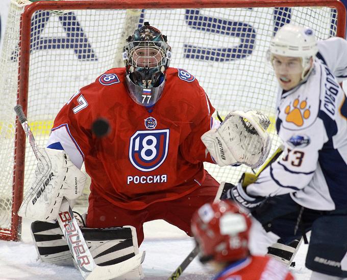 Weekly Russian Hockey News Notes - November 16th, 2015
