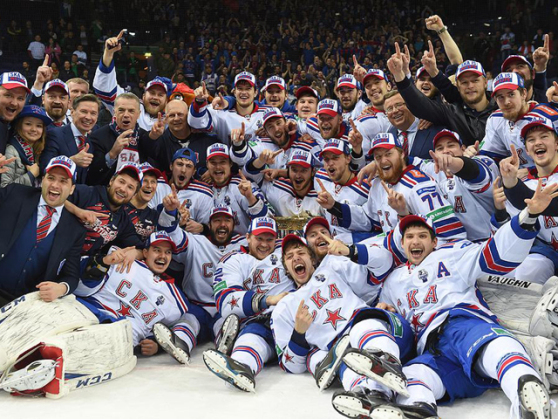 KHL: Gagarin Cup Playoff Preview - West Conference