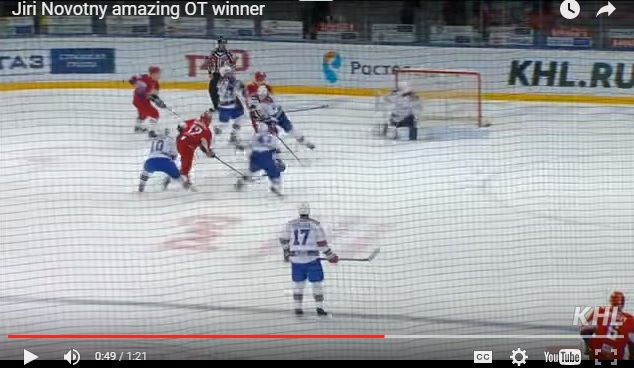 KHL: Something Else Happened