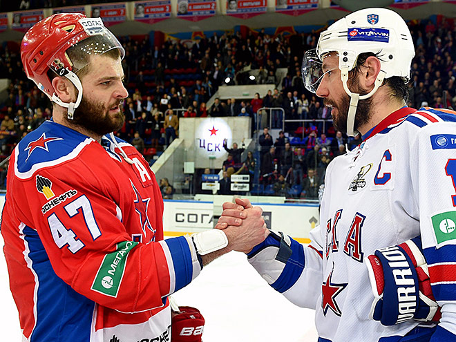KHL: Gagarin Cup Playoff Preview - Conference Finals
