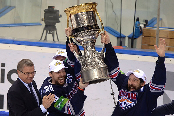 KHL: Gagarin Cup Final Preview