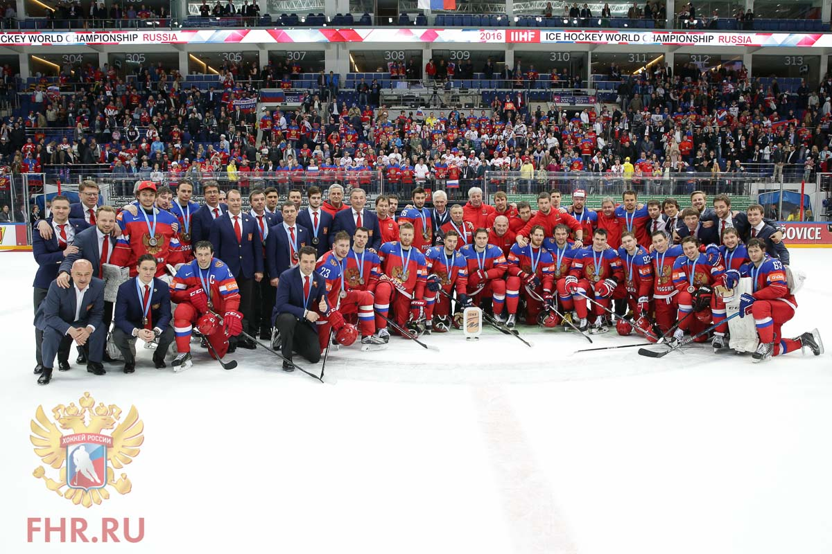 Worlds: Russia At The 2016 Worlds (video)