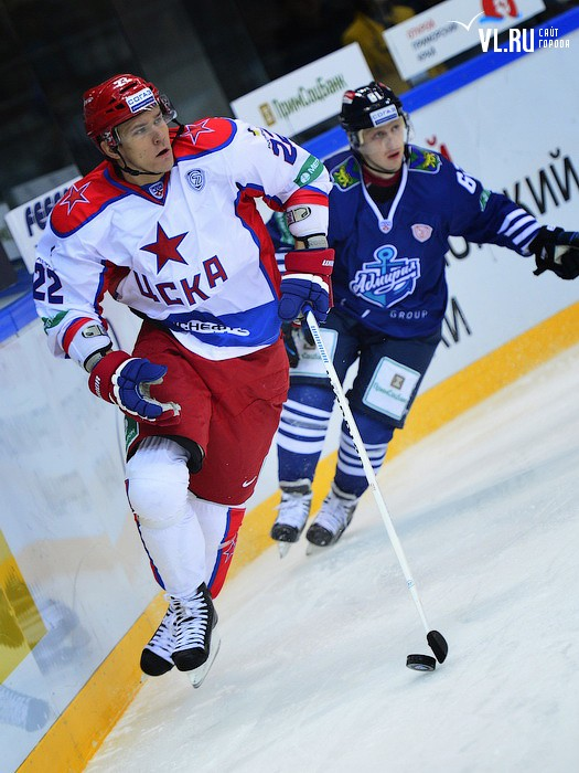 KHL: Moving Day
