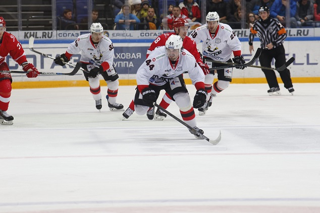 KHL: Players Of Interest Update - The First Half