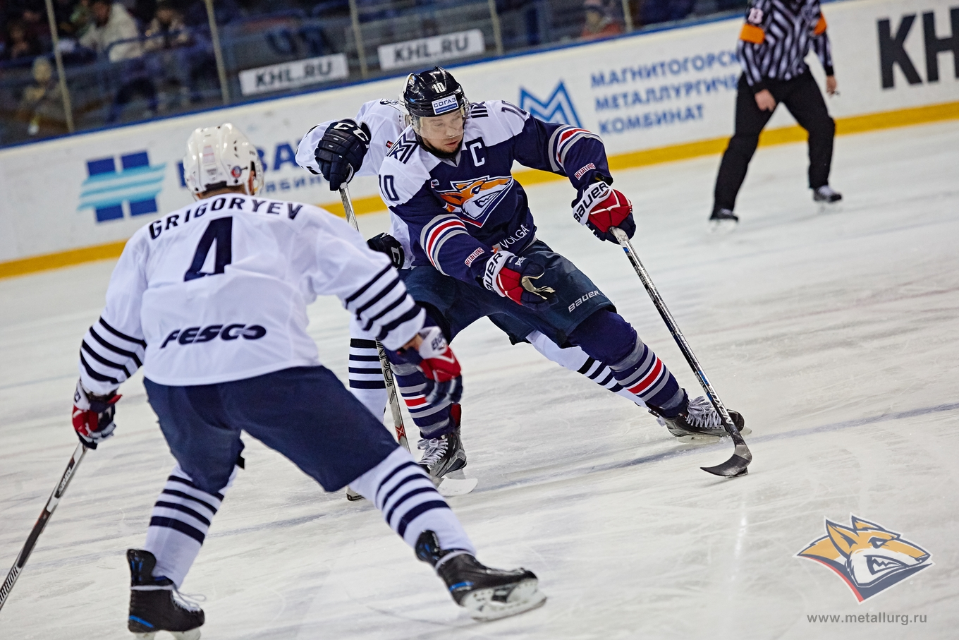 KHL: Sergei Mozyakin Vs. The Record Books