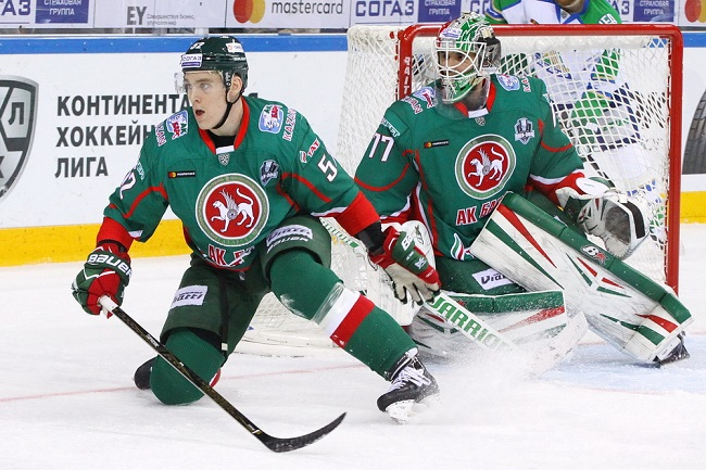 KHL: 2016-17 Russian League Playoffs Round 2 Preview - East