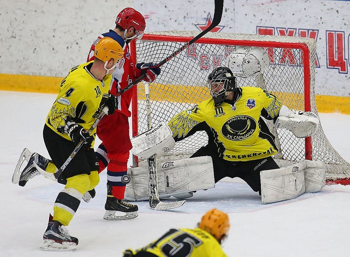 VHL: Checking In With The Lower Russian Leagues