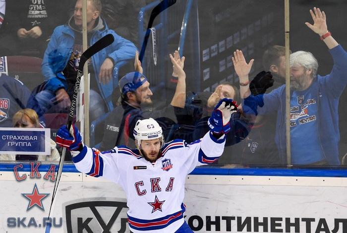 KHL: All Square Through Two (video)