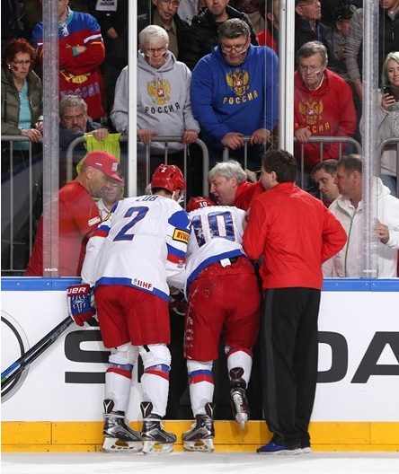 Worlds: Three Games In - Team Russia