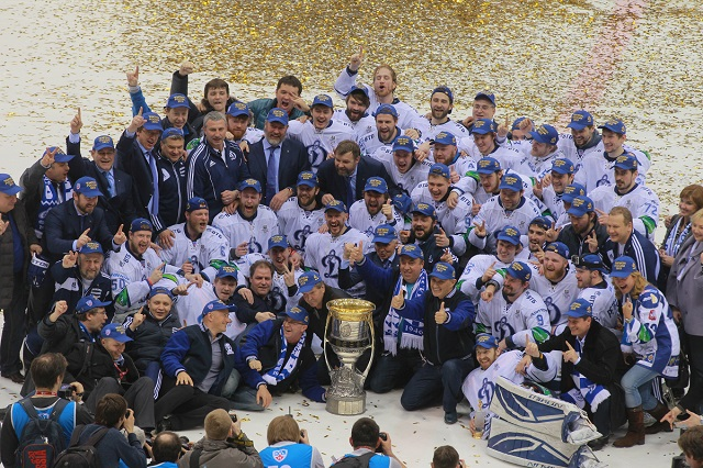 KHL: A Mess At Dynamo Moscow