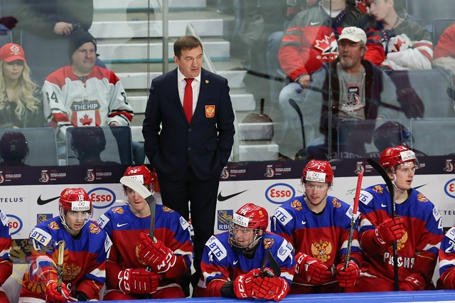 WJC: Wrapping Up Russia's Tournament