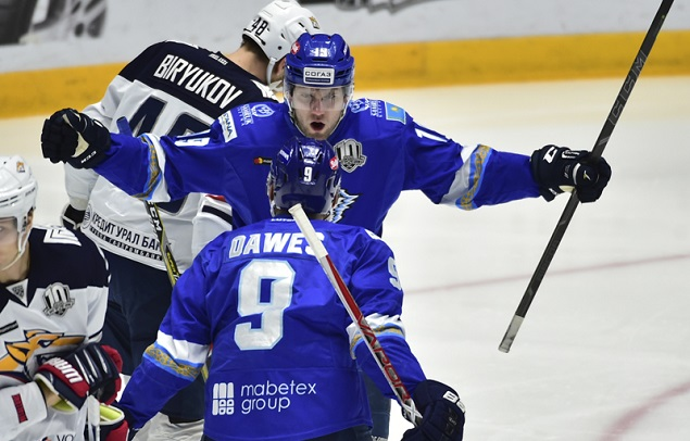 KHL: The Short, Spectacular, Russian League Career Of Mr. Linden Vey