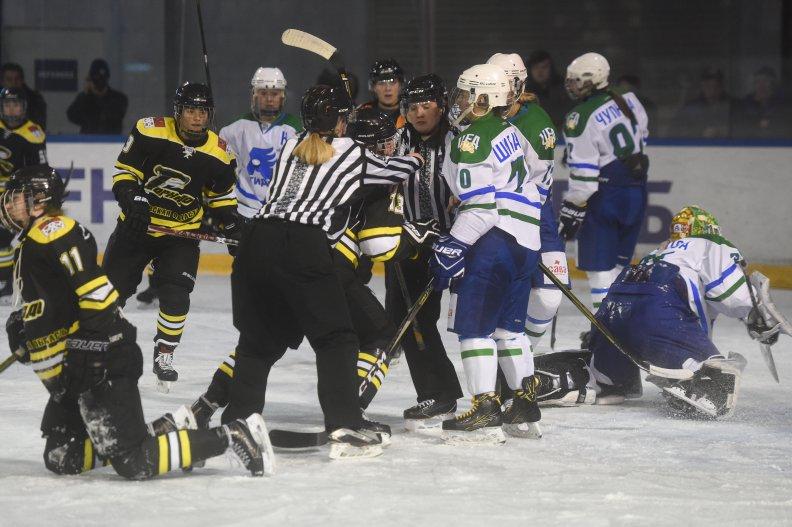 Russian Women's Hockey Update: March 27th, 2018