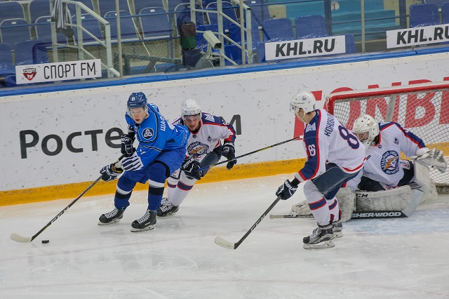 MHL: To The Last Eight In The Top Russian Junior League