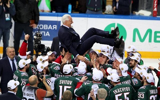 KHL: Champions!