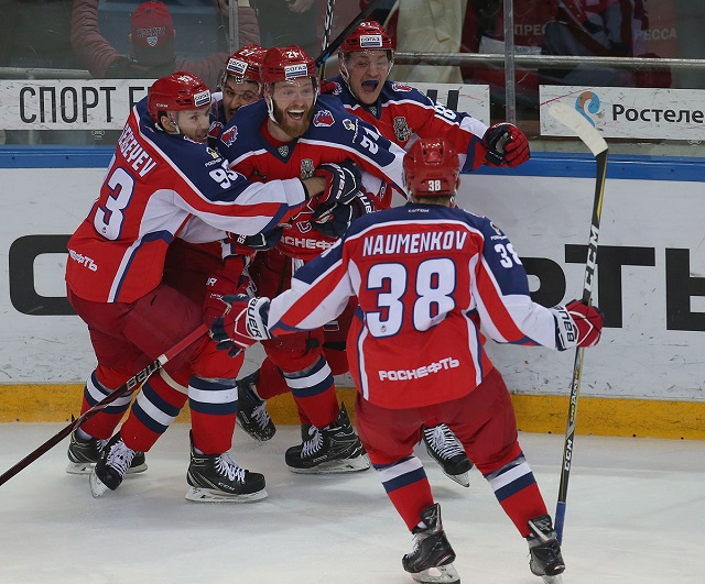 KHL: 2017-18 Gagarin Cup Final Preview