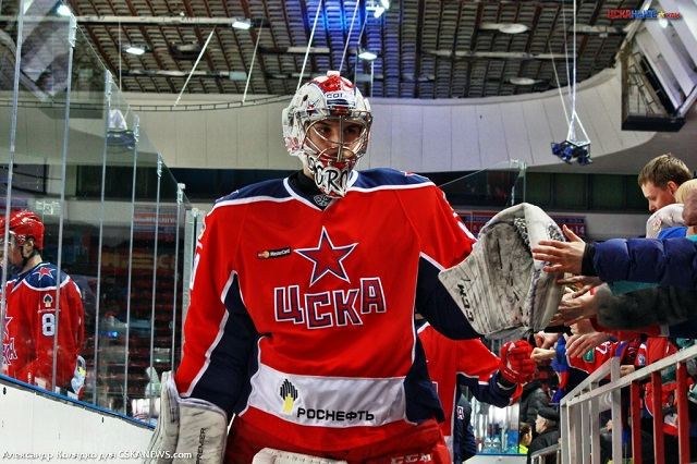 KHL: Russian League Goaltending Last Season And Next - The West Conference (Updated)
