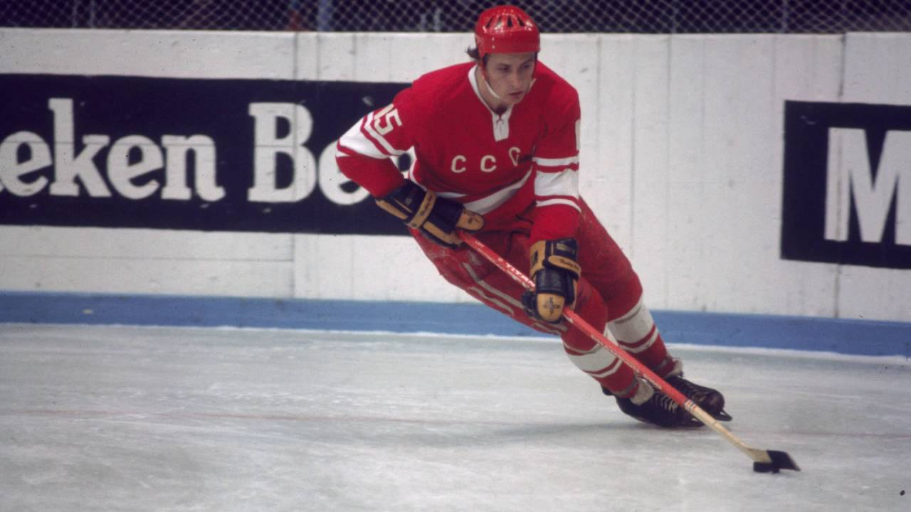 Legend 15 Alexander Yakushev: biography, sports and coaching career of a hockey player
