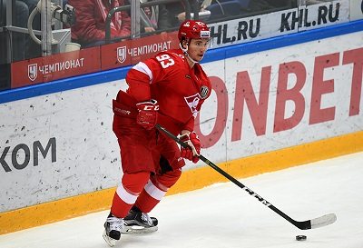 050661e40 Spartak Moscow in 2018-19 | CONWAY'S RUSSIAN HOCKEY BLOG