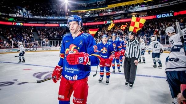 Jokerit Helsinki in 2018-19  58a0608b9ae