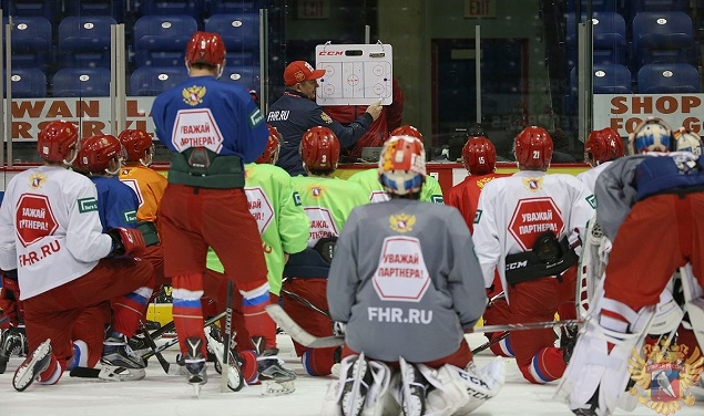 Team Russia At The 2019 World Juniors Updated Conway S Russian
